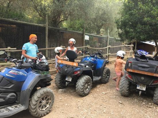 quad tour in santa ponsa